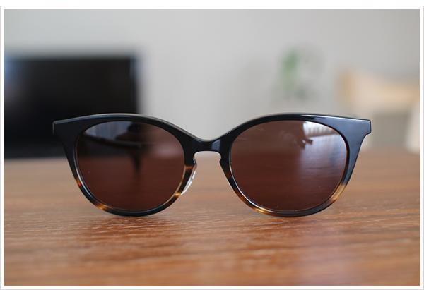 プロポデザインのサングラス