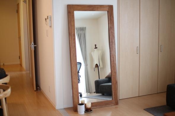 大山 旬の鏡
