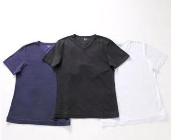 スリードッツのメンズTシャツ