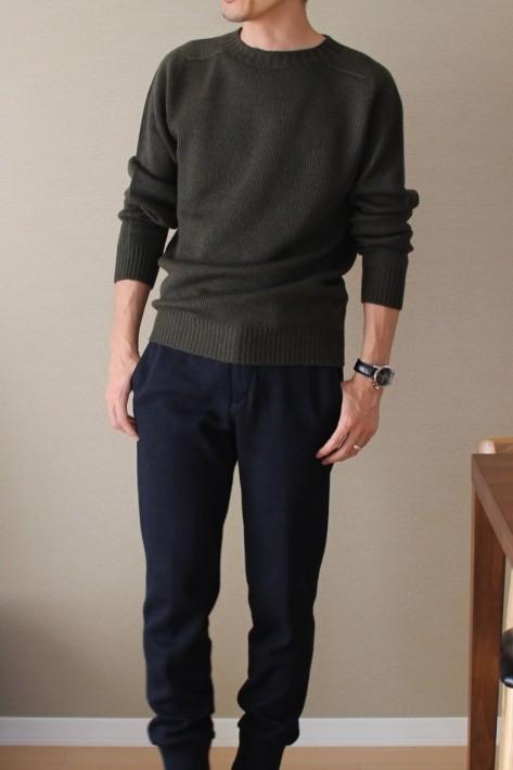 大山シュンのファッション