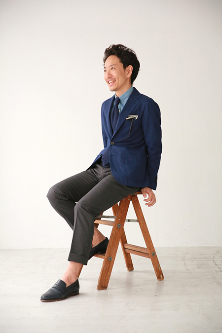 c0e420413022 芸能人やモデルではなく、一般人を対象に3,000名以上のファッション改善を行う。おもに経営者・専門家に向けたスタイリングアドバイス、およびビジネスにおける  ...